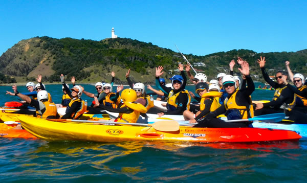 Go Sea Kayak Byron Bay Lighthouse