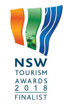 Go Sea Kayak Byron Bay is pleased to announce we are a finalist in this year's NSW Tourism Awards