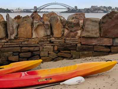 Go Sea Kayak Sydney Harbour