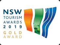 Go Sea Kayak are Gold winners for Ecotourism 2018 & 2019