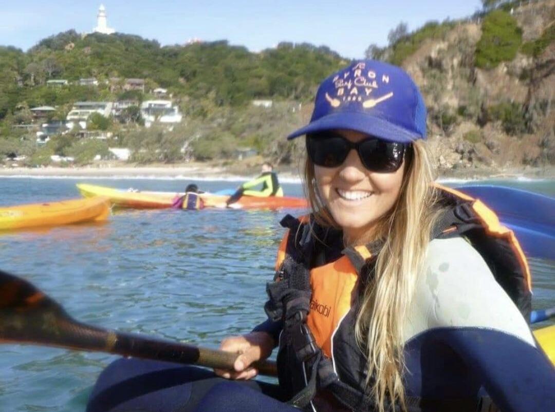 Go Sea Kayak Byron Bay Staff Emma