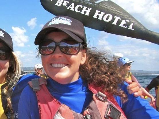 Go Sea Kayak Byron Bay Staff Erin