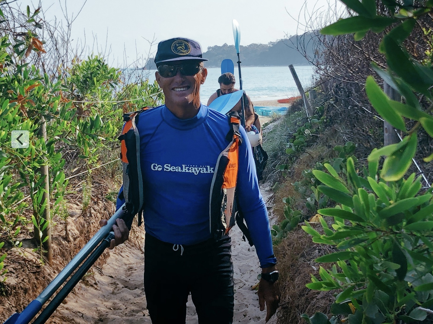 Go Sea Kayak Byron Bay Staff Colin
